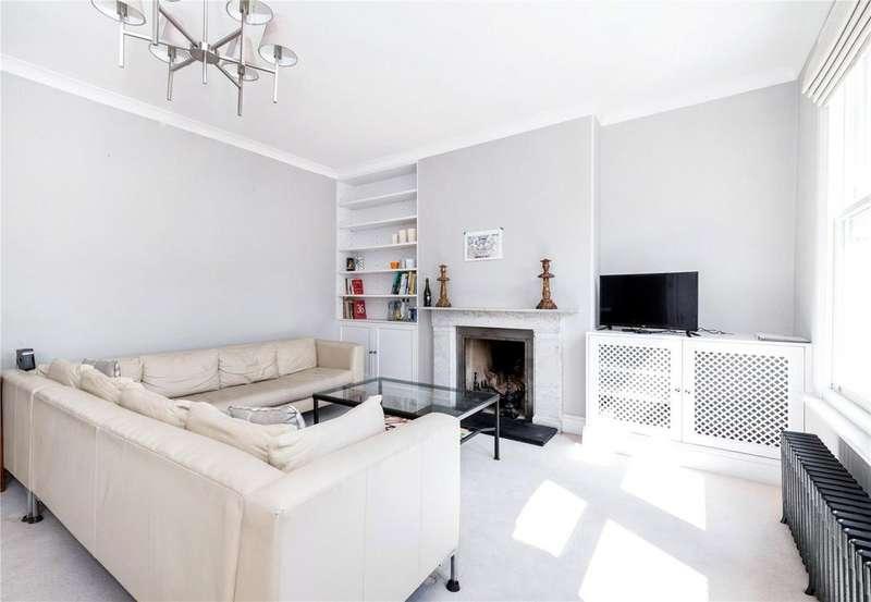 3 Bedrooms Maisonette Flat for sale in Fulham Road, Fulham, London, SW6
