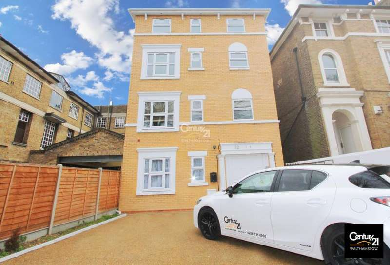 2 Bedrooms Apartment Flat for sale in New Build, Flat 4, New Wanstead, E11