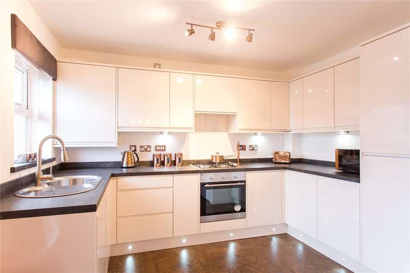 3 Bedrooms Semi Detached House for sale in Plot 31, Ripley, Inspire, Jilling Ing Park, Dewsbury, West Yorkshire, WF12