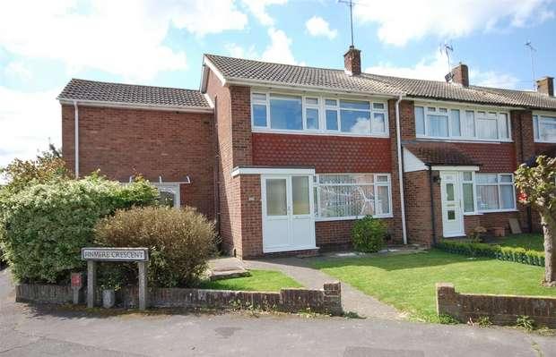 4 Bedrooms End Of Terrace House for sale in Ingram Avenue, Aylesbury, Buckinghamshire