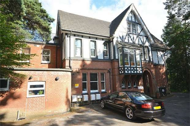 2 Bedrooms Flat for sale in Branksome Wood Road, Bournemouth, Dorset