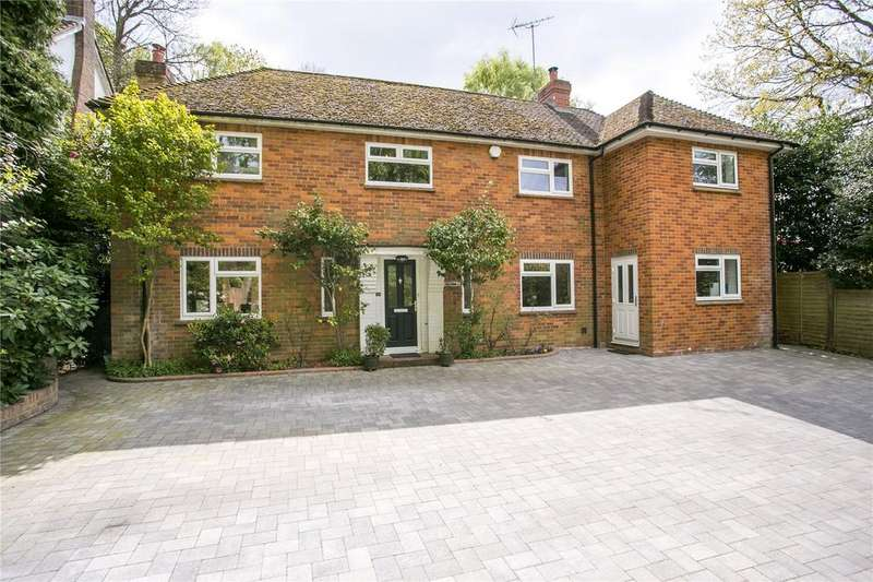 5 Bedrooms Detached House for sale in Woodside Road, Sevenoaks, Kent