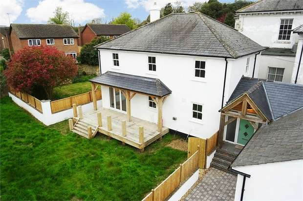 4 Bedrooms Detached House for sale in Clipston Lodge, The Green, Clipston, Market Harborough, Northamptonshire