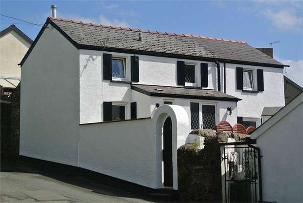 2 Bedrooms Cottage House for sale in Chapel Road, Pontnewynydd, PONTYPOOL, Torfaen