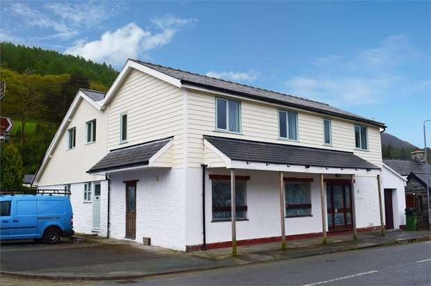 5 Bedrooms Detached House for sale in Abergynolwyn, Tywyn, Gwynedd