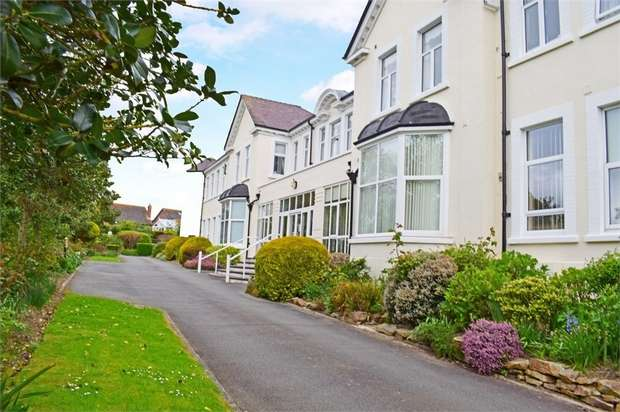 1 Bedroom Flat for sale in Deganwy Road, Llanrhos, Llandudno, Conwy