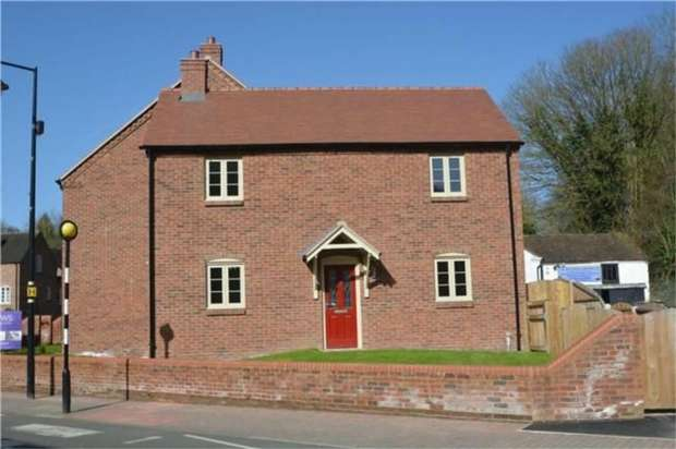 2 Bedrooms End Of Terrace House for sale in Dale End, Coalbrookdale, Telford, Shropshire