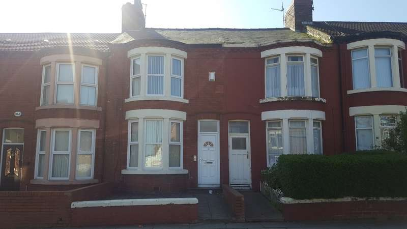 2 Bedrooms Terraced House for sale in Suburban Road, Liverpool, L6