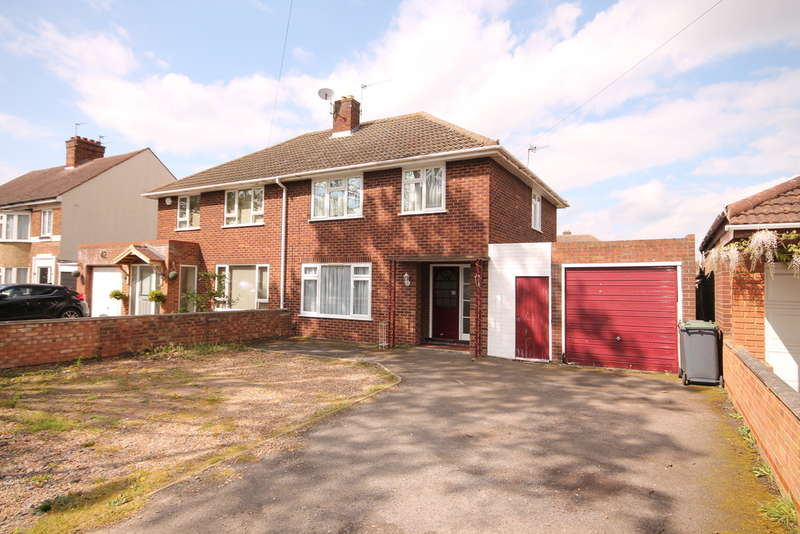 3 Bedrooms Semi Detached House for sale in Mile Road, Bedford, MK42