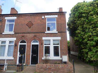 3 Bedrooms Semi Detached House for sale in Gladstone Street, Long Eaton, Nottingham, Derbyshire