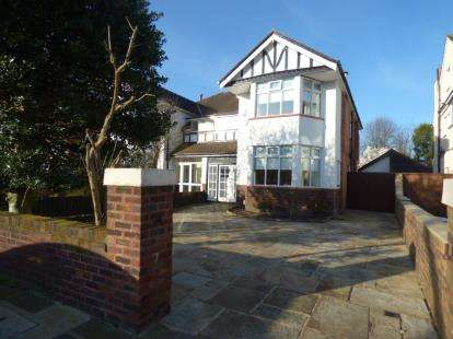 4 Bedrooms Semi Detached House for sale in Dunbar Crescent, Hillside, Southport, Merseyside, PR8