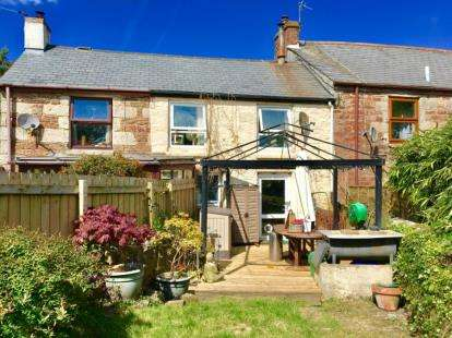 3 Bedrooms Terraced House for sale in Carharrack, Redruth, Cornwall