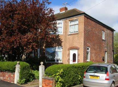 3 Bedrooms Semi Detached House for sale in Seagrave Crescent, Gleadless, Sheffield