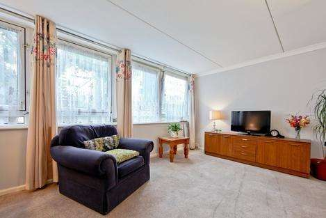 3 Bedrooms Flat for sale in Six Acres Estate, London N4