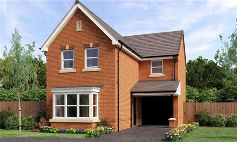 3 Bedrooms Detached House for sale in Privas Court, Wetherby, LS22 7DN