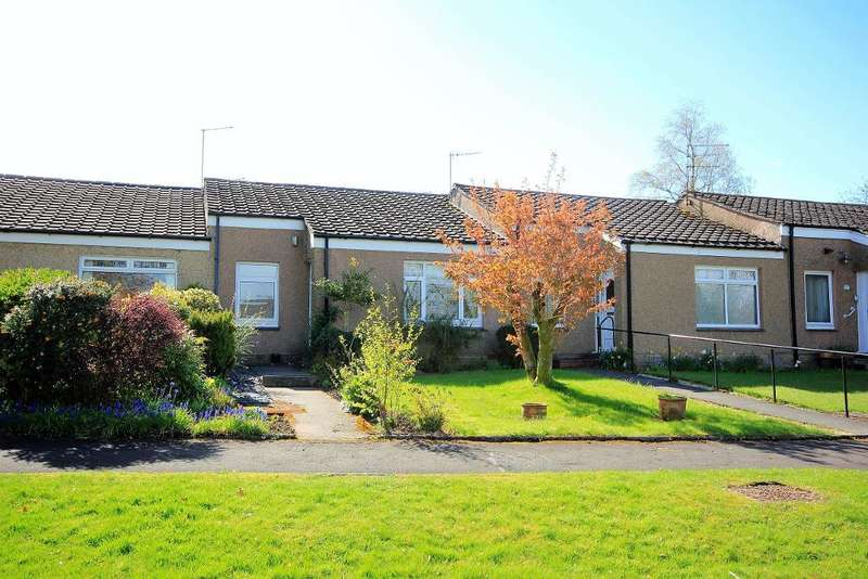2 Bedrooms Terraced House for sale in Harpers Road, Killearn, Glasgow, Stirlingshire, G63 9TA