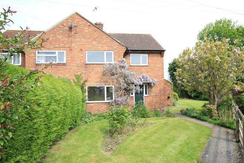 3 Bedrooms Semi Detached House for sale in Balk Avenue, Helperby, York, YO61 2PZ