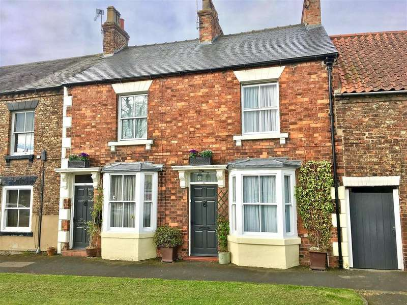 2 Bedrooms House for sale in St. James Green, Thirsk