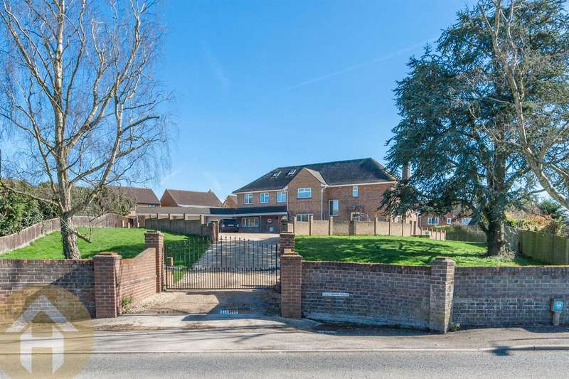 6 Bedrooms Detached House for sale in Stoneover Lane, Royal Wootton Bassett
