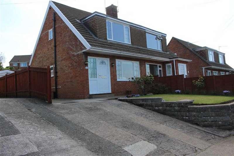 3 Bedrooms Semi Detached House for sale in Bro Dawel, Dunvant