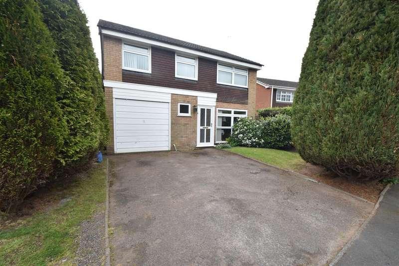 4 Bedrooms Property for sale in Waterlaide Road, Hartlebury, Kidderminster