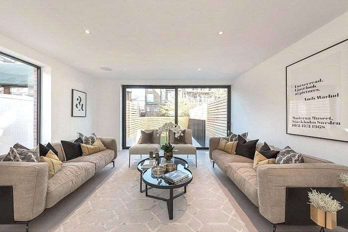 4 Bedrooms House for sale in Pinnacle, London, N10