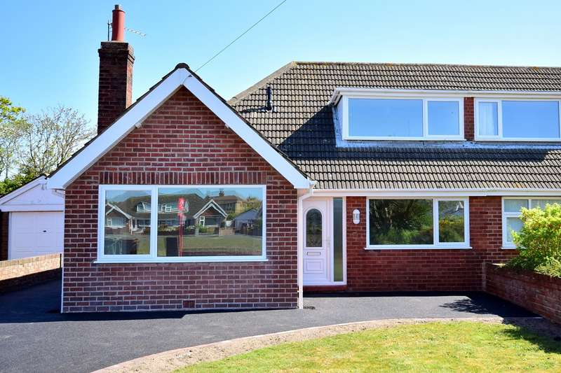 3 Bedrooms Semi Detached Bungalow for sale in Deal Place, LYTHAM ST ANNES, FY8