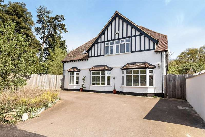 4 Bedrooms Detached House for sale in Fox Lane, Boars Hill