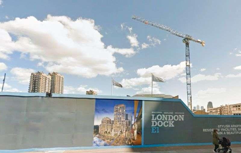 1 Bedroom Flat for sale in Alexander Wharf, London Dock