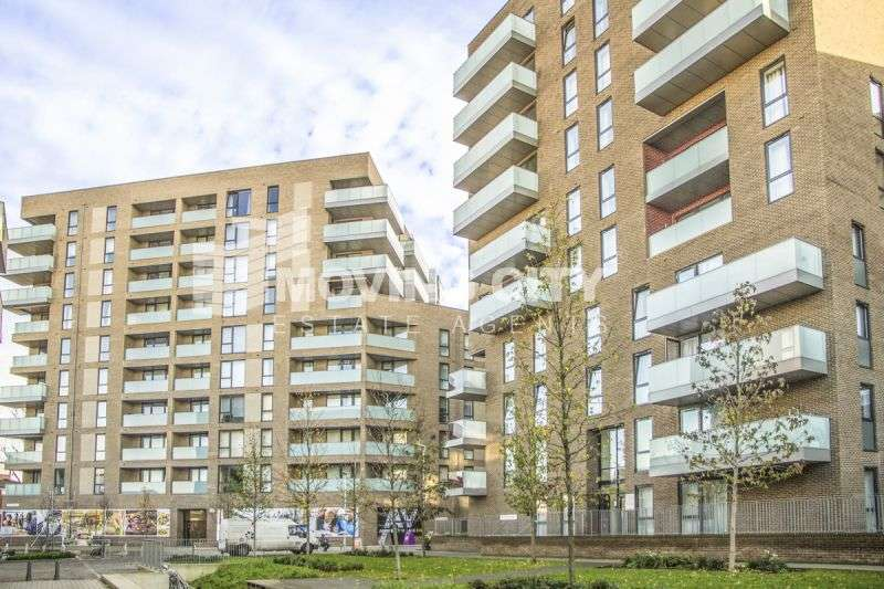 2 Bedrooms Flat for sale in Aberfeldy Village, East India Dock Road