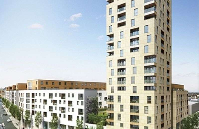 2 Bedrooms Flat for sale in The Northern Quarter, Colindale, NW9