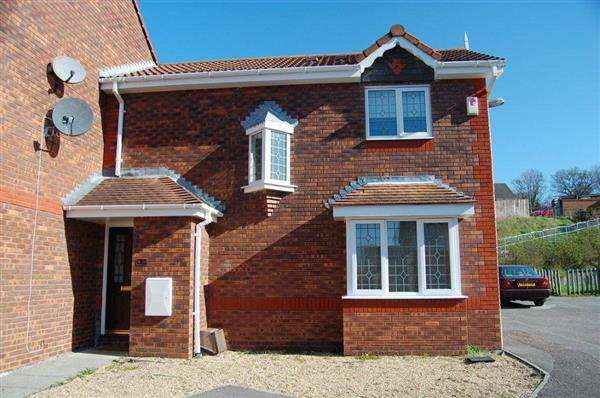 2 Bedrooms Semi Detached House for sale in Hulton Close, Southampton