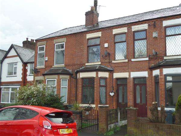 2 Bedrooms Terraced House for sale in Northfield Road, Manchester