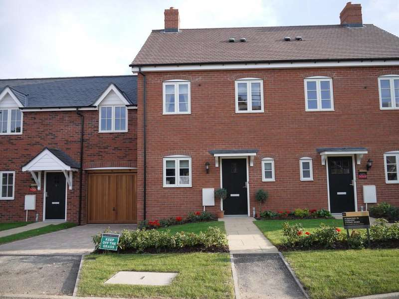 3 Bedrooms Terraced House for sale in Orchard Close, Pebworth, Stratford-Upon-Avon