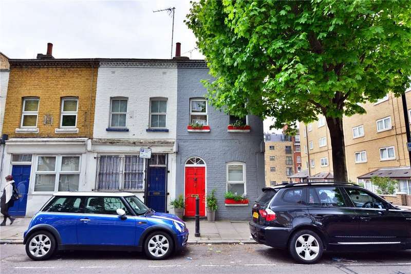 3 Bedrooms End Of Terrace House for sale in Globe Road, London, E2