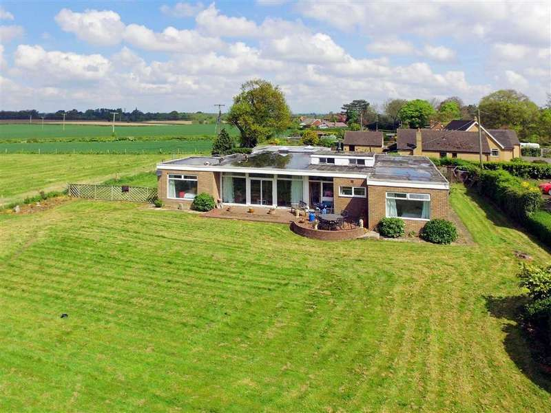 6 Bedrooms Detached Bungalow for sale in Nobold, Shrewsbury, Shropshire