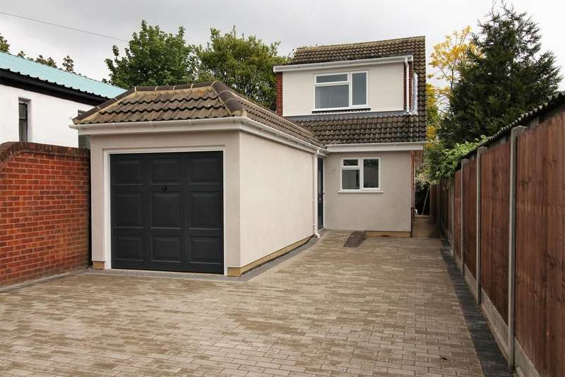 2 Bedrooms Detached House for sale in Barnard Road, Leigh-on-Sea