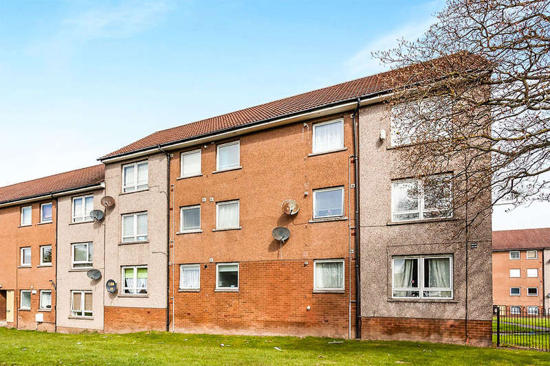 1 Bedroom Flat for sale in Charleston Drive, Dundee, DD2