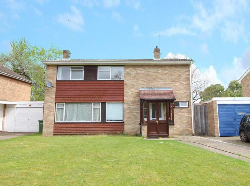 4 Bedrooms Detached House for sale in Westleigh Drive, Sonning Common, RG4