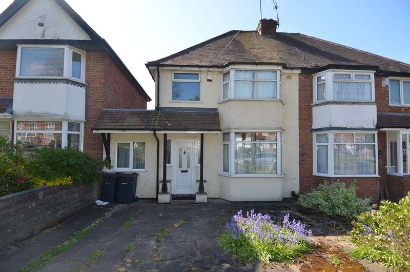 3 Bedrooms Semi Detached House for sale in Broad Lane, Kings Heath, Birmingham