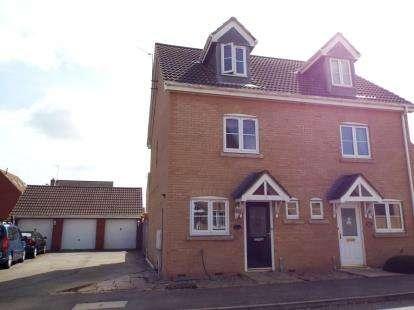 3 Bedrooms Semi Detached House for sale in West Lynn, King's Lynn, Norfolk