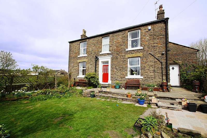 5 Bedrooms Detached House for sale in Ripponden Road, Denshaw OL3