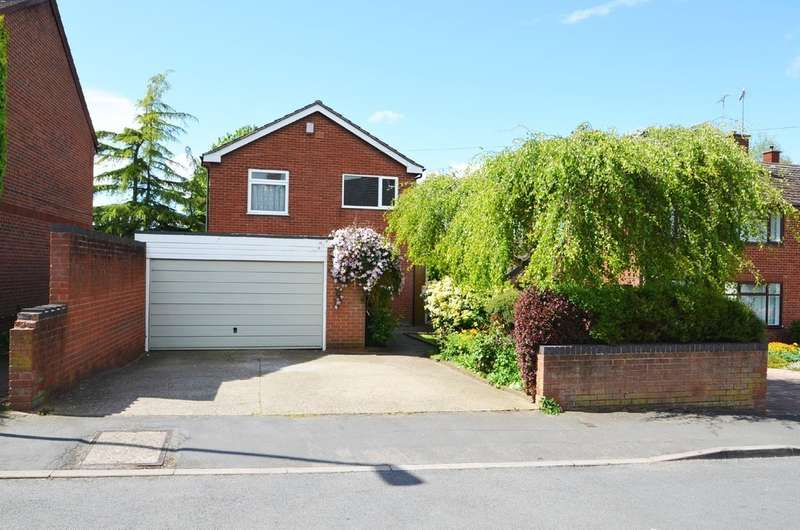 4 Bedrooms Detached House for sale in New Street, New Bilton, Rugby