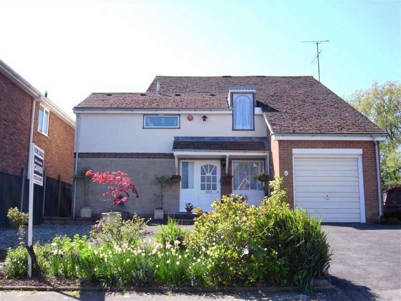 4 Bedrooms Detached House for sale in Granton Close, Darlington
