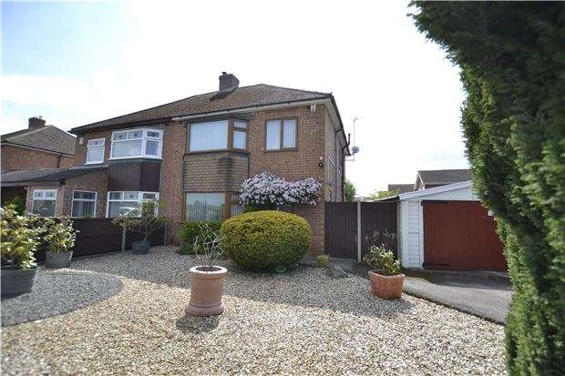 3 Bedrooms Semi Detached House for sale in Innsworth Lane, GLOUCESTER, GL3 1EA