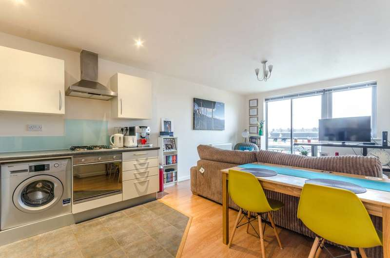 2 Bedrooms Flat for sale in Violet Road, Bow, E3