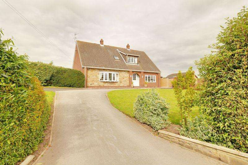 3 Bedrooms Detached Bungalow for sale in Barton Lane, Barrow-upon-Humber