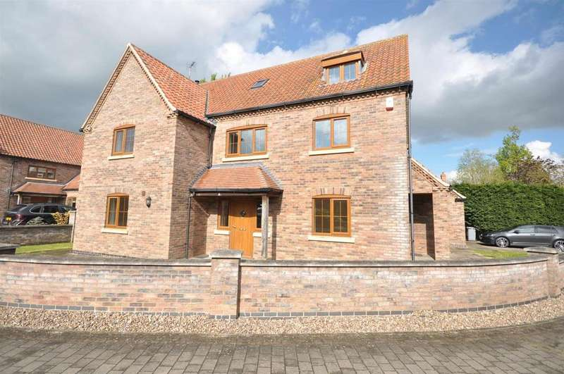 6 Bedrooms Detached House for sale in Willow Court, Long Bennington, Newark