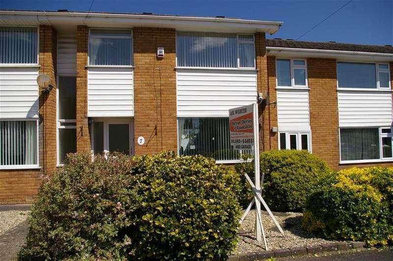 2 Bedrooms Terraced House for sale in Glan Y Mor Road, Penrhyn Bay, Llandudno