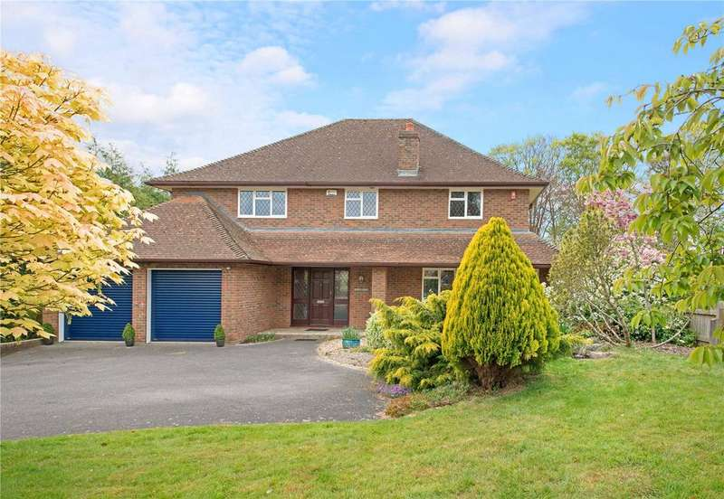 5 Bedrooms Detached House for sale in Harnwood Road, Salisbury